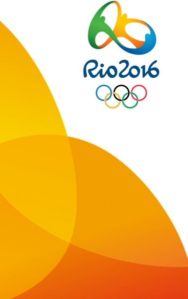 rio de janeiro 2016 olympic logo with the olympic bid logo the official hd wallpapers and videos