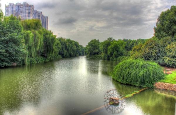 riverside landscape in nanjing china free stock photos in