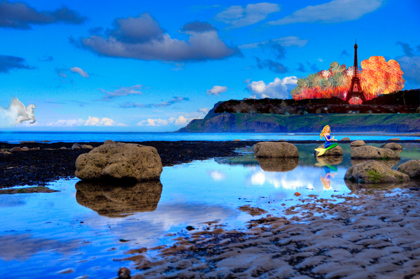 robin hoods bay and the amazing cs5 content aware fill