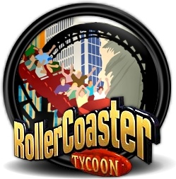 Roller Coaster Tycoon 1 Free icon in format for free