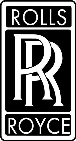 Rolls Royce logo Free vector in Adobe Illustrator ai ( .ai ) vector illustration graphic art ...
