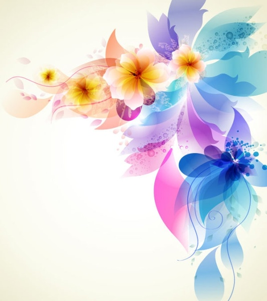 Floral Designs Backgrounds Free Download