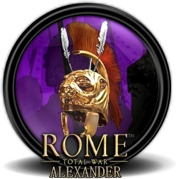 Rome Total War Alexander 1 Free icon in format for free download
