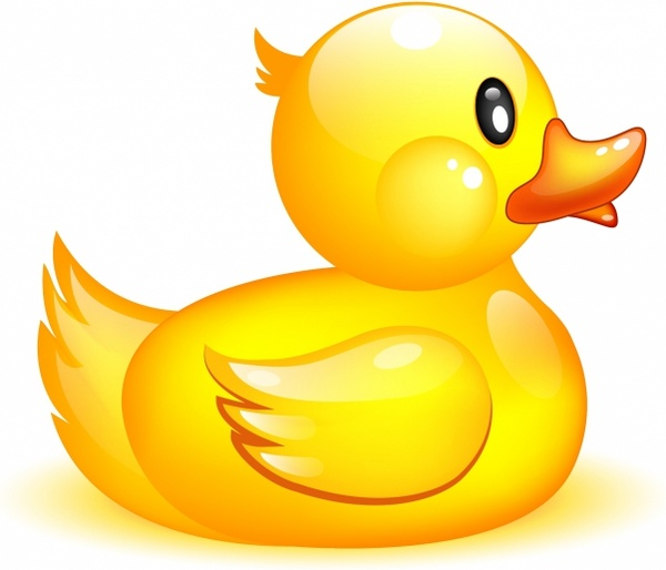 Rubber Duck Free Vector 1 49mb