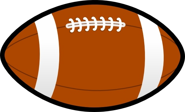 rugby ball football clip art free vector in open office drawing svg rh all free download com clip art of football field clip art of football mascots