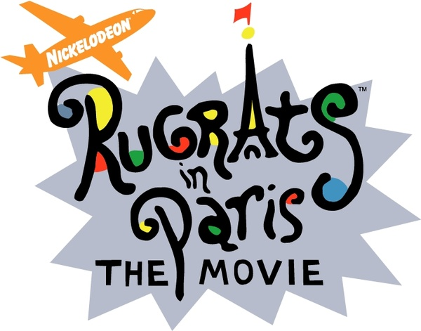Rugrats in paris Free vector in Encapsulated PostScript eps