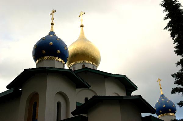 russian religious architecture russian orthodox church of all russian saints burlingame california usa