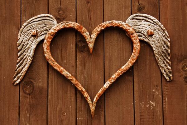 rusty heart