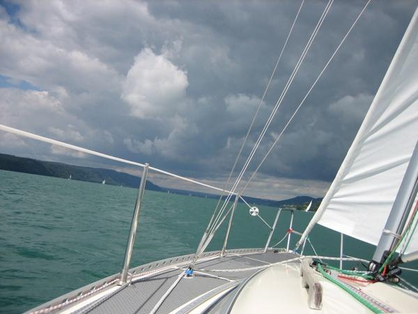 sail forward lake constance