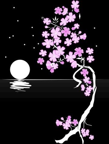 Sakura Clip Art Free Vector In Open Office Drawing Svg