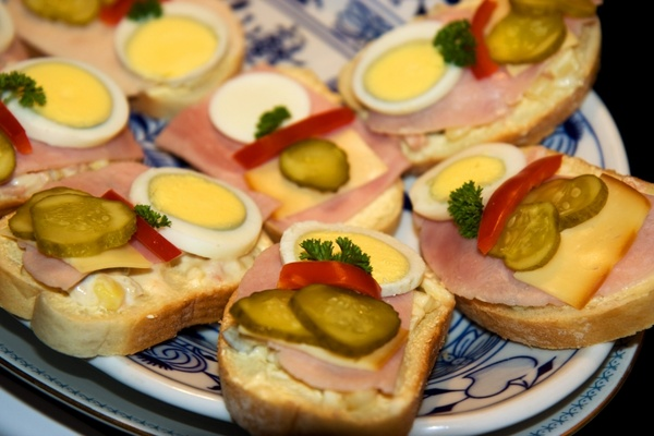 sandwich food tasty