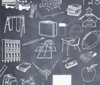 School Dayz Sketches Brushes