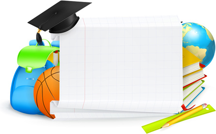 School border for paper free vector download (106,107 Free ...