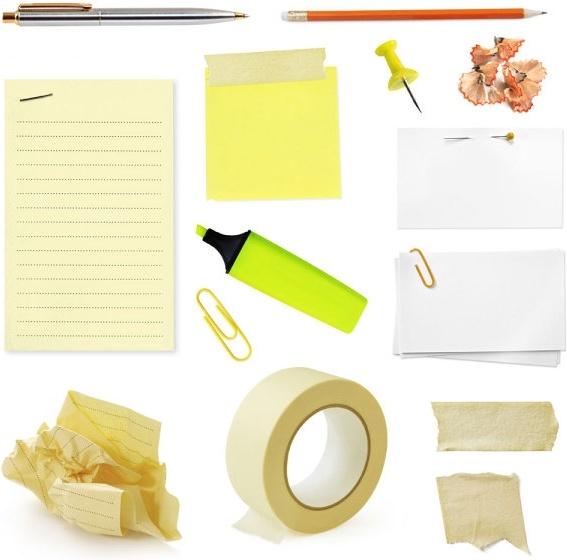 school supplies highdefinition picture