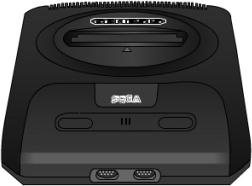 Sega Genesis black