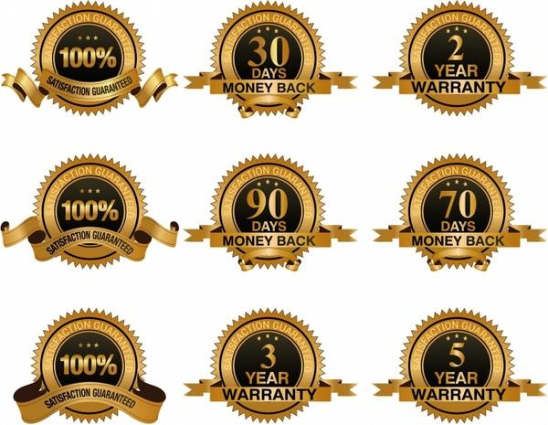 Set of 100% guarantee golden labels