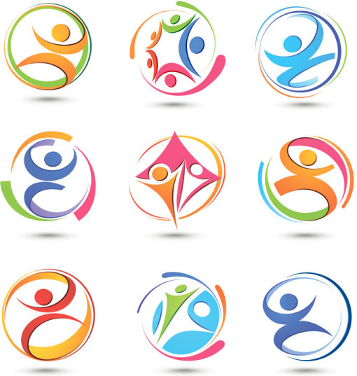 Abstract logo free vector download 80 704 free vector for Logo download free online