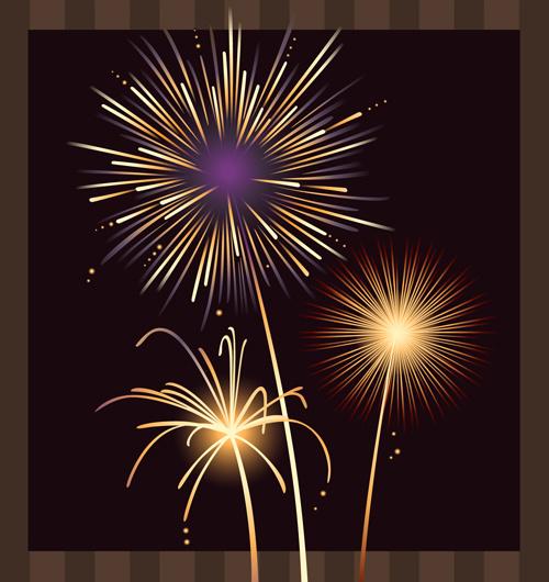 Cartoon festival fireworks vector free vector download ... | 500 x 530 jpeg 126kB
