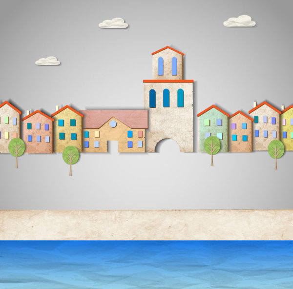 House Warming Background Free Vector Download (51,495 Free