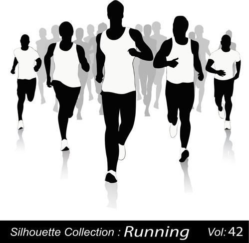 running free vector download  401 free vector  for running shoe clip art template running shoes clip art images