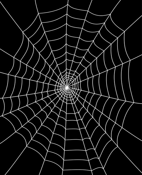 Spider Web Halloween Decorations: Spider Web Free Vector Download (4,721 Free Vector) For