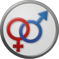 Sex Male Female Circled