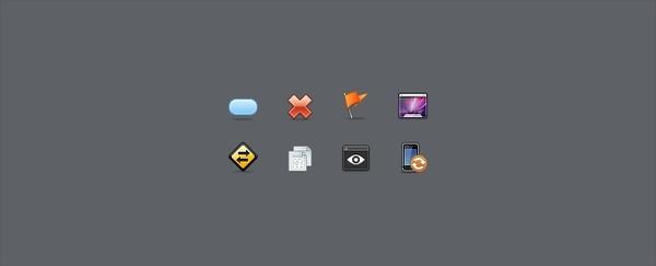 Sexy Icon Set