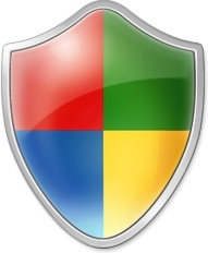 Shield with 4 color