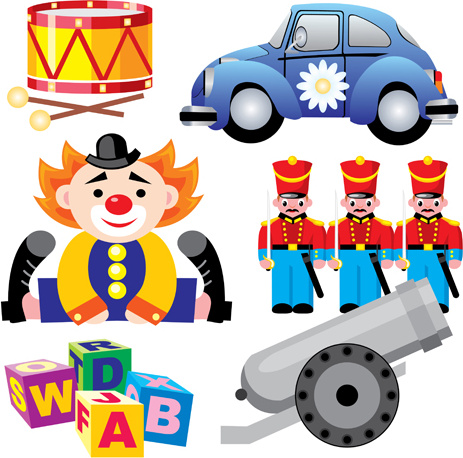 Toy free vector download (761 Free vector) for commercial ...