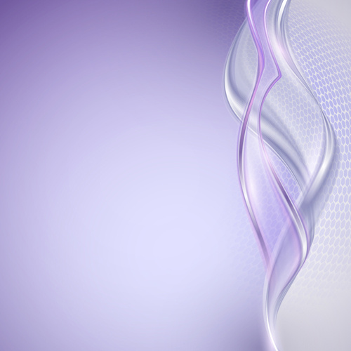 bokeh circles purple and white abstract background free vector
