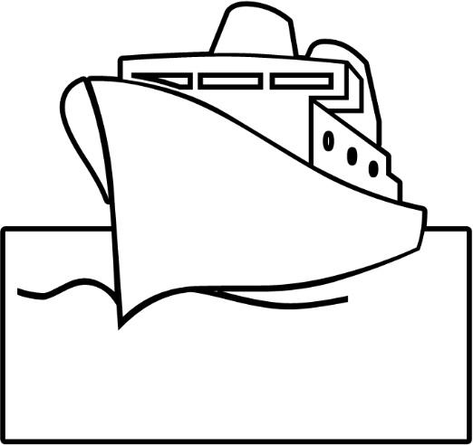 Cruise Ship Inside Diagram