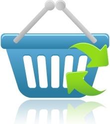 Shopping basket refresh