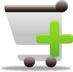 Shopping cart add