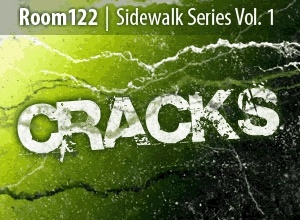 Sidewalk Series-Cracks