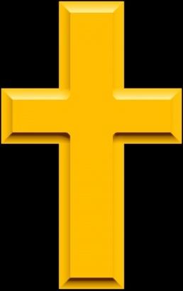 simple golden cross