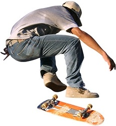 skateboarding picture 2