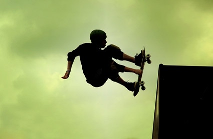 skateboarding picture 3