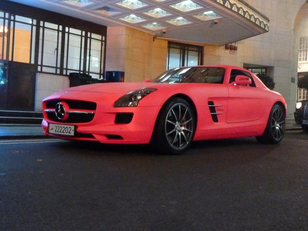 sls pink