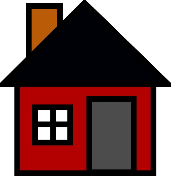 small house clip art free vector in open office drawing svg svg rh all free download com housing clipart free housing clip art free