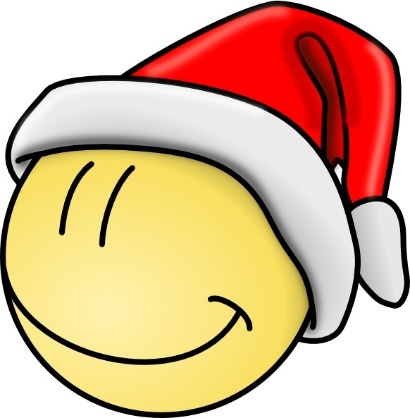 smile santa face clip art free vector in open office drawing svg rh all free download com Laughing Smiley Face Clip Art Christmas Winter Smiley Face Clip Art