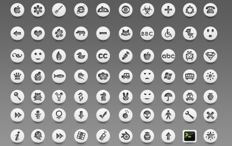 Snow icons icons pack
