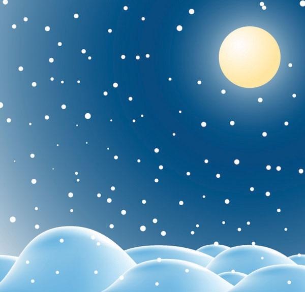 snow vector 2