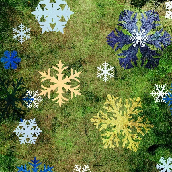 snowflake background hd pictures