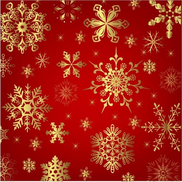 Winter wonderland snowflakes free vector download (2,737 ...
