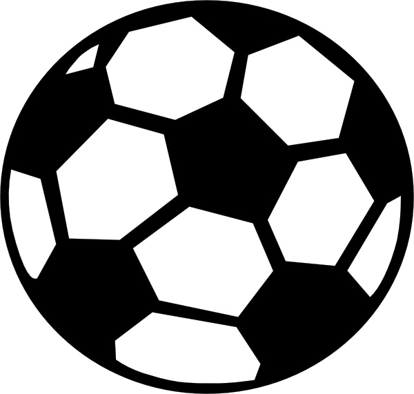 soccer ball clip art free vector in open office drawing svg svg rh all free download com  free soccer ball clip art images