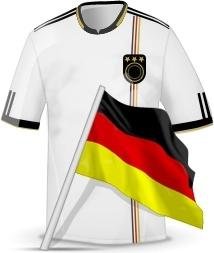 Soccer shirt germany