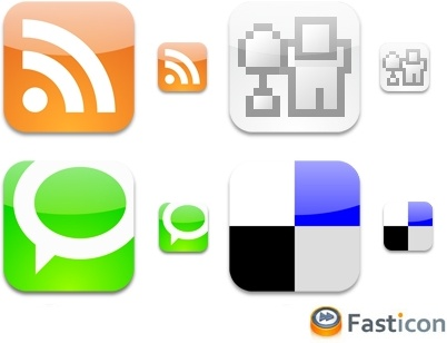 Social Bookmark Icons icons pack