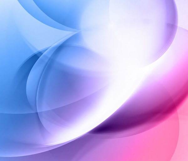 Soft Blue Purple Abstract Background Vector Graphic Free