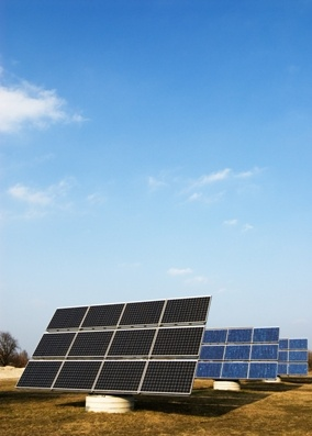 solar equipment highdefinition picture