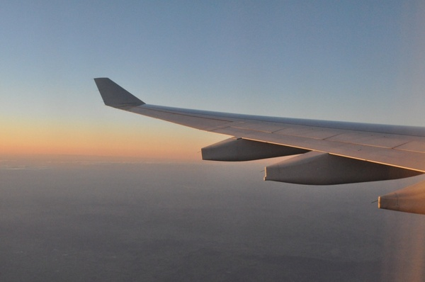 somewhere over australia